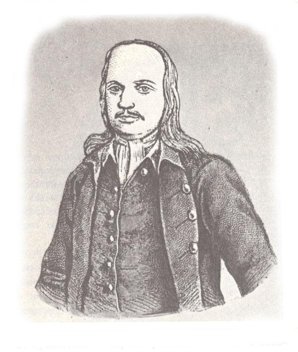 Первый российский солдат Сергей Леонтьев Бухвостов