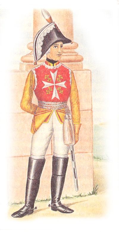 Офицер Кавалергардского полка