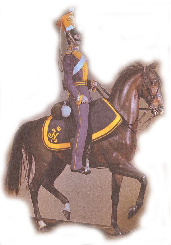 Унтер-офицер Санкт-Петербургского уланского полка