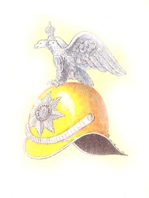 Каска Кавалергардского и лейб-гвардии Кирасирского Его Величества полков